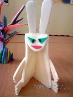 Модель зайца
