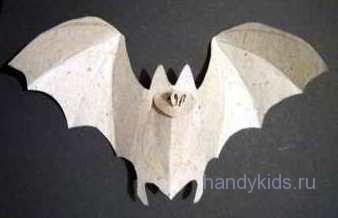 Модель летучей мыши