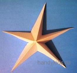 Модель звезды