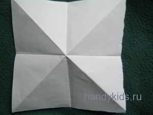 Сгибаем бумагу
