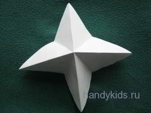Четырёхлучевая звезда