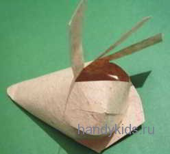 Бумажная мышь