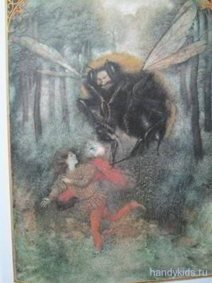 Иллюстрация Геннадия Спирина