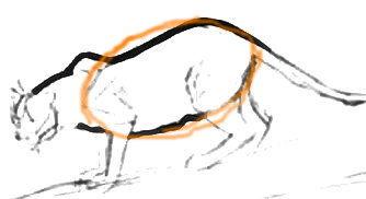 Урок рисования пантеры