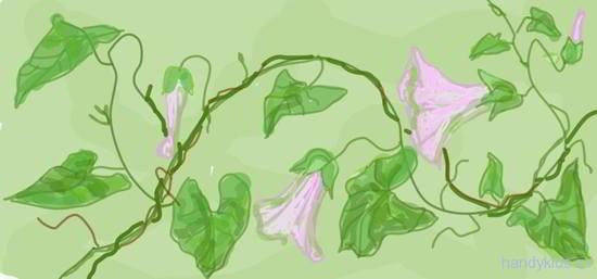 Очерёдное листорасположение