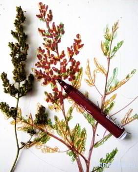 Рисуем кусты и деревья