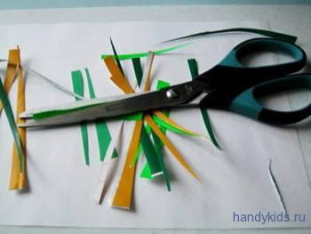 Как разрезать бумагу