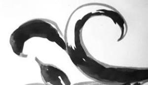 Как правильно работать с раскраской Хохлома