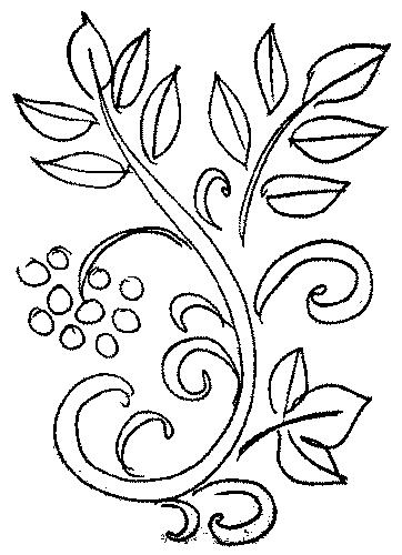 Золотая Хохлома раскраска