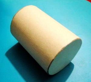 Цилиндр из бумаги