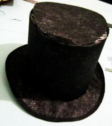 Как сделать шляпу-цилиндр своими руками