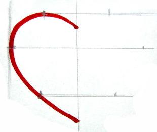 Рисуем сердечко